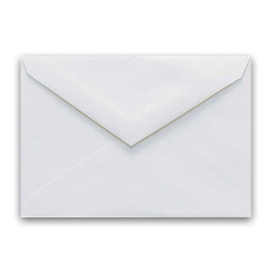 Cougar Opaque - OUTER Envelopes (5.5 x 7.75) - WHITE - (Outer/Gummed) - 25 PK [DFS]