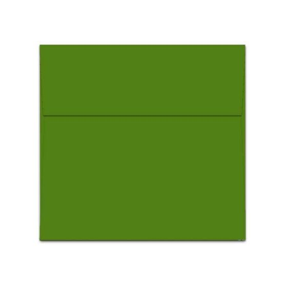 [Clearance] POPTONE Gumdrop Green - 6.5 in Square Envelopes - 250 PK
