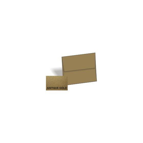 [Clearance] Stardream Metallic - A6 Envelopes (4.75-x-6.5) - ANTIQUE GOLD - 50 PK