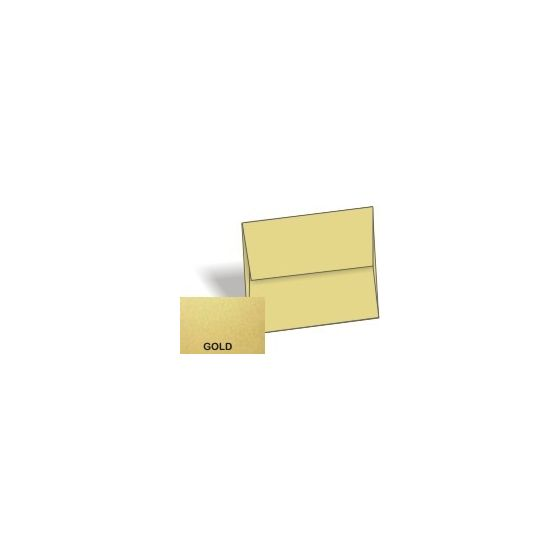 Stardream Metallic - A6 Envelopes (4.75-x-6.5) - GOLD - 1000 PK [DFS-48]