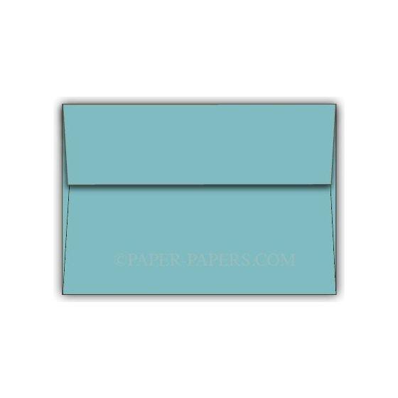 BASIS COLORS - A6 Envelopes - Aqua - 250 PK [DFS-48]