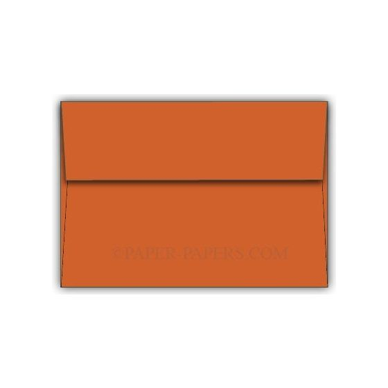 BASIS COLORS - A1 Envelopes - Dark Orange - 250 PK [DFS-48]
