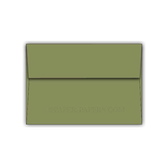 BASIS COLORS - A6 Envelopes - Olive - 250 PK [DFS-48]