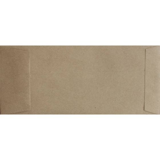Brown Bag Envelopes - KRAFT - NO. 10 Policy Envelopes - 400 PK [DFS-48]