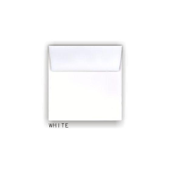 White 7.5 in. Square Envelopes - 250 PK [DFS-48]