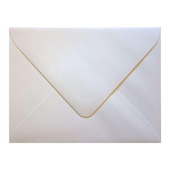 Mohawk Superfine ULTRAWHITE Eggshell - A2 Envelopes EURO FLAP (80T 4-3/8X5-3/4) - 250 PK [DFS-48]