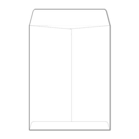 Catalog Envelopes - 28lb WHITE WOVE - (6 x 9) - 500 Box [DFS-48]