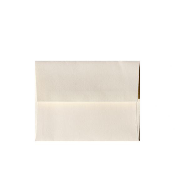 Crane (Lettra) - A2 Envelopes - 100% Cotton - Ecru White - 200 PK [DFS-48]