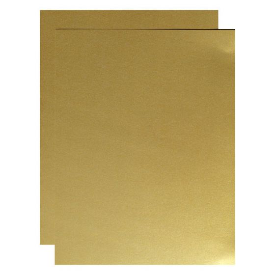 FAV Shimmer Pure Gold - 11 x 17 Card Stock Paper - 92lb Cover (250gsm) - 100 PK [DFS-48]