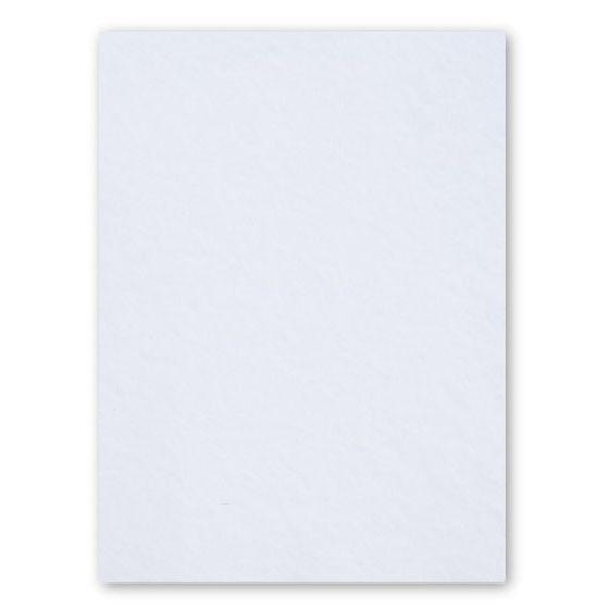 Cranes Crest (Kid) - Fluorescent WHITE - 100% Cotton - 179lb Cover (8.5 x 11) - 50 PK [DFS]