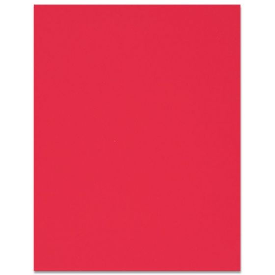 Curious SKIN - Red - 12X18 Paper - 91lb Text (135gsm) - 100 PK [DFS-48]