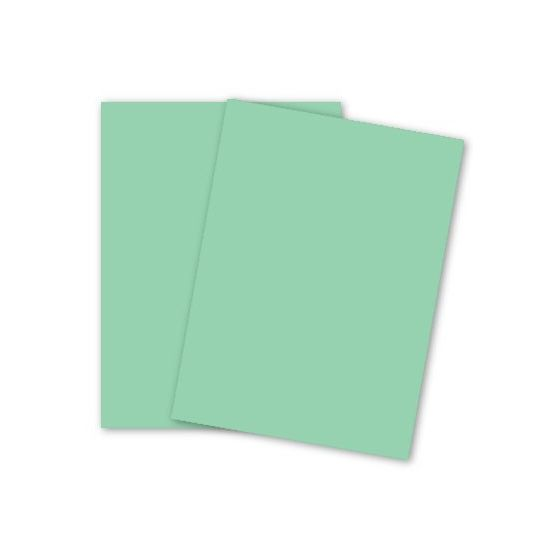 Domtar Colors - Earthchoice GREEN VB Cover - 23 x 35 Card Stock Paper - 67lb VB Cover