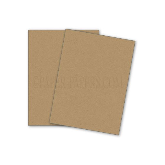 DUROTONE PACKING BROWN WRAP - 8.5X11 Paper - 28/70lb TEXT - 50 PK [DFS]