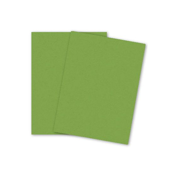 French Paper - POPTONE Gumdrop Green - 8.5X11 (70T/104gsm) TEXT Paper - 4000 PK [DFS-48]