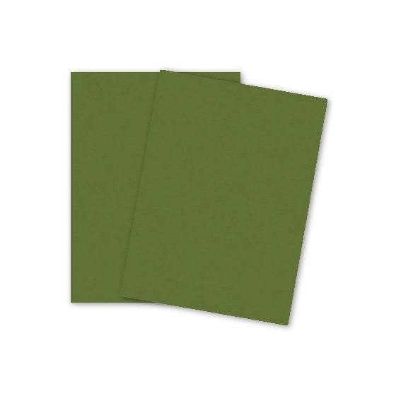 French Paper - POPTONE Jellybean Green - 11X17 (65C/175gsm) Lightweight Card Stock Paper - 250 PK [DFS-48]