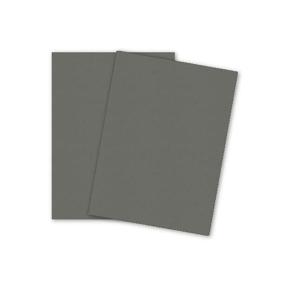 Mohawk Loop Antique Vellum - URBAN GRAY - 110lb Cover - 12 x 18 Card Stock Paper - 100 PK [DFS-48]