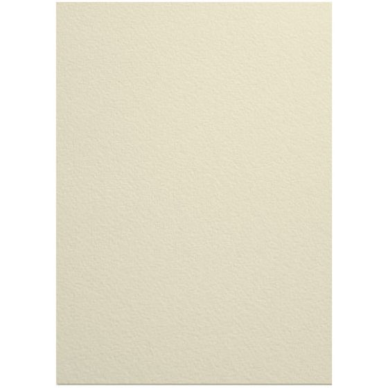 Mohawk VIA Felt - CREAM WHITE - 32/80lb TEXT (118gsm) 8-1/2-x-11 - 50 PK [DFS]