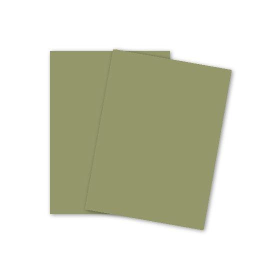 Mohawk VIA Vellum - PINE - 8.5 x 14 Card Stock - 80lb Cover - 200 PK [DFS-48]