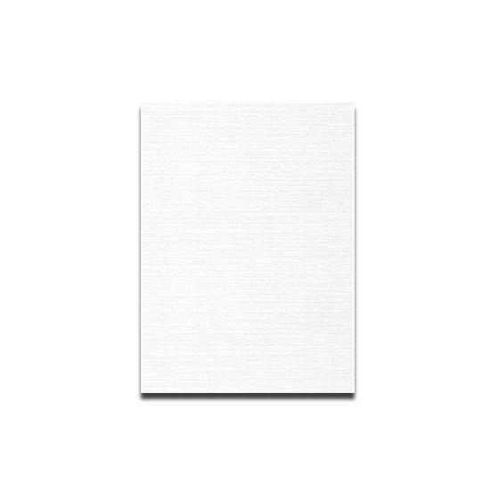 Neenah CLASSIC LINEN 12 x 18 Paper - Solar White - 80lb TEXT - 250 PK [DFS-48]