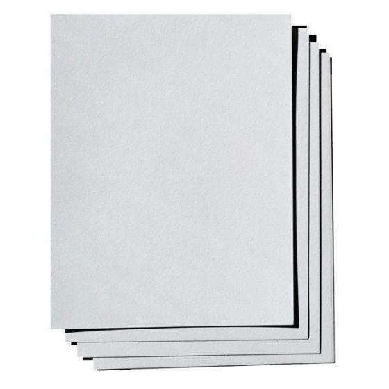 100% Cotton Card Stock - Savoy Soft Grey - 8.5X11 (216X279) - 236lb DT Cover (640gsm) - 100 PK [DFS-48]