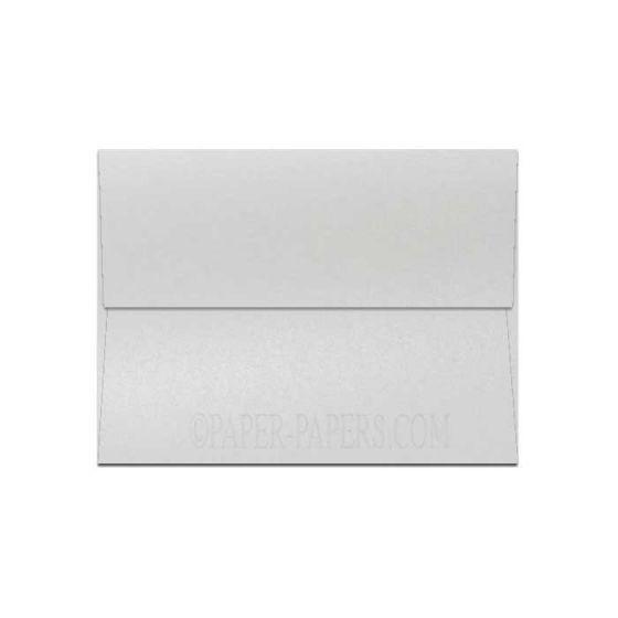 Shine PEARL White - Shimmer Metallic - A1 Envelopes (3.625-x-5.125) - 1000 PK [DFS-48]