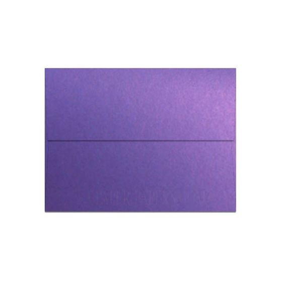 Shine VIOLET SATIN - Shimmer Metallic - A2 Envelopes (4.375-x-5.75) - 1000 PK [DFS-48]