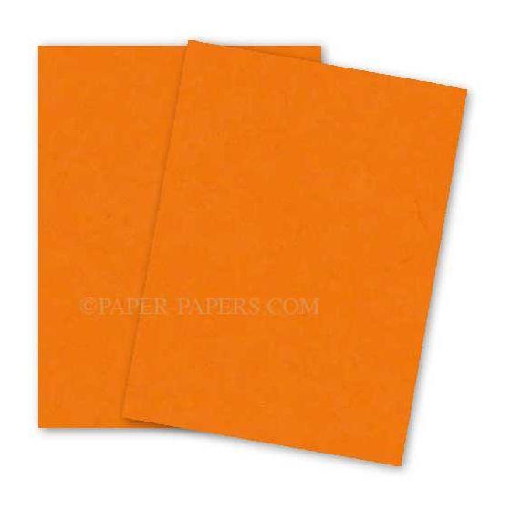 Astrobrights 8.5X11 Paper - COSMIC ORANGE - 24/60lb Text - 5000 PK