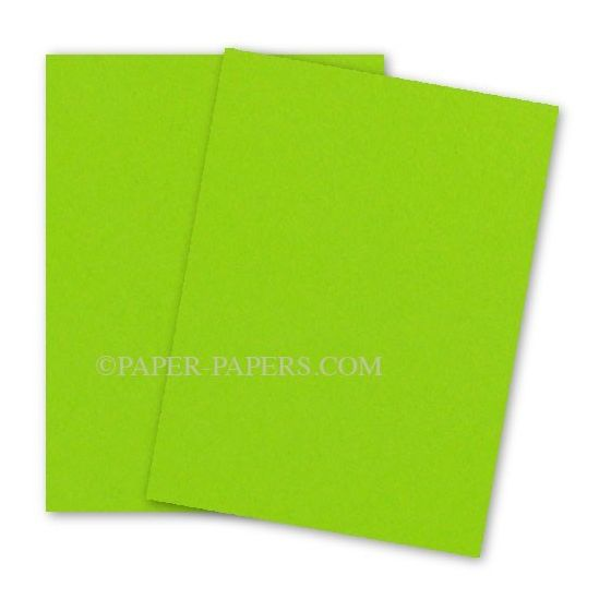 Astrobrights 11X17 Card Stock Paper - Terra Green - 65lb Cover - 1000 PK
