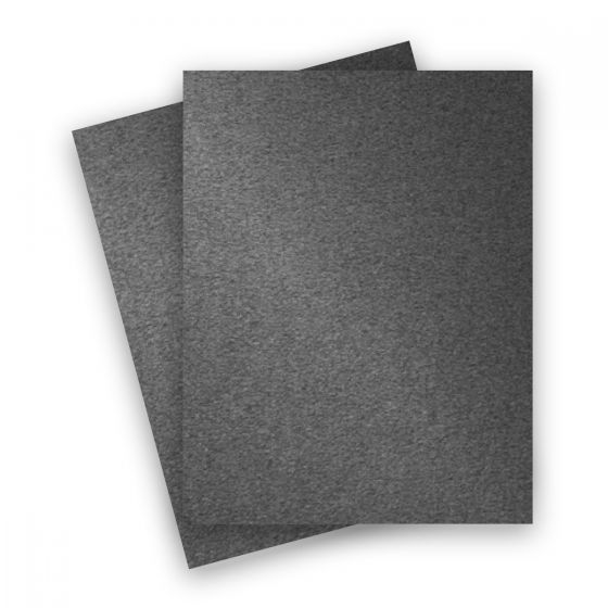 Stardream Metallic - 8.5X11 Card Stock Paper - ANTHRACITE - 105lb Cover (284gsm) - 250 PK [DFS-48]