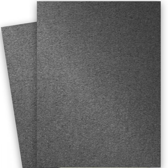 Stardream Metallic - 28X40 Full Size Paper - ANTHRACITE - 105lb Cover (284gsm) - 100 PK