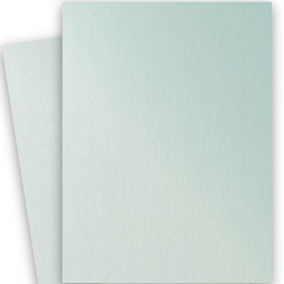 Stardream Metallic - 28X40 Full Size Paper - AQUAMARINE - 105lb Cover (284gsm) - 100 PK