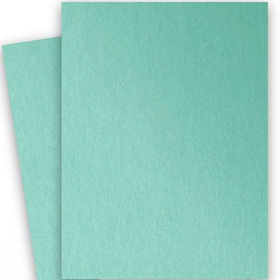 Stardream Metallic - 28X40 Full Size Paper - LAGOON - 81lb Text (120gsm) - 250 PK
