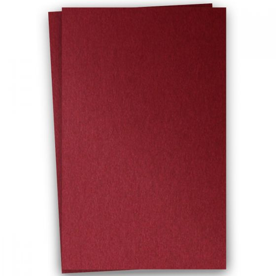 Stardream Metallic - 12X18 Card Stock Paper - MARS - 105lb Cover (284gsm) - 100 PK [DFS-48]