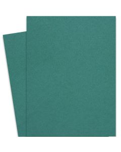Curious Metallic - Peacock 27-x-39 Full Size Cardstock Paper 300 GSM (111lb Cover)