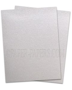 COSMO Pearlized Textured Paper - 8.5X11 (216X279) - 84lb Text (124gsm) - 500 PK [DFS-48]