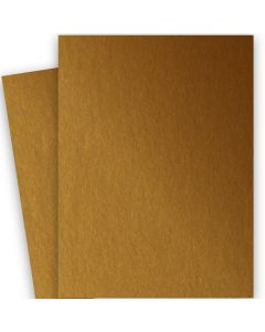 Stardream Metallic - 28X40 Full Size Paper - ANTIQUE GOLD - 81lb Text (120gsm) - 250 PK