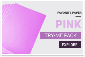 Try Pink Paper