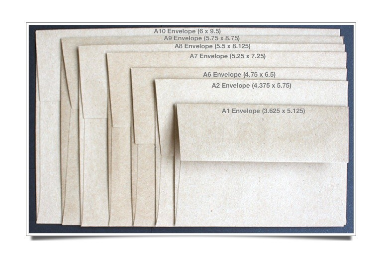 You can say a lot with an laroncauskimmor.gq envelopes are perfect for Medium Postcards and Invitations.