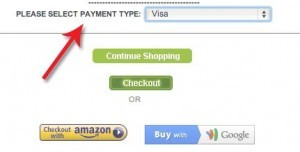 Question: Why is it not letting me check out or put in my credit card info?