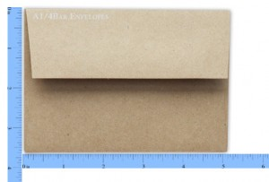 A1 / 4-BAR Envelopes