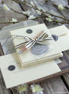 DIY note cards…Love it!