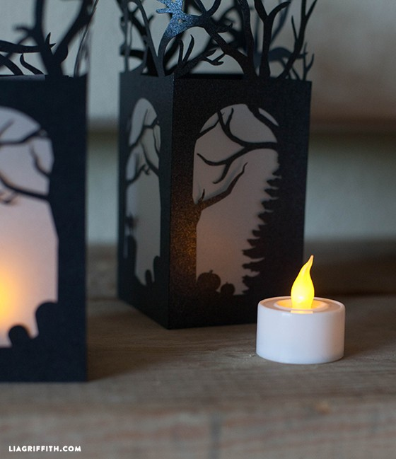Decorating Ideas > DIY Paper Lanterns For Halloween ~ 071241_Halloween Decoration Ideas Paper