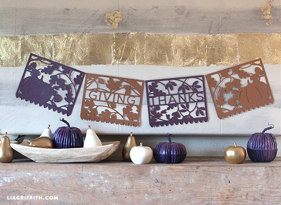 thanksgiving banner - Giving Thanks Banners - Thanksgiving Banner