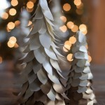 Ombre Holiday Trees