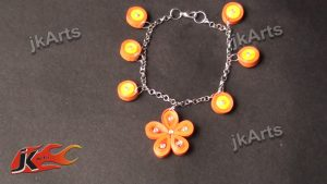 DIY Adorable Quilling Jewelry