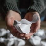 DIY Paper Bird