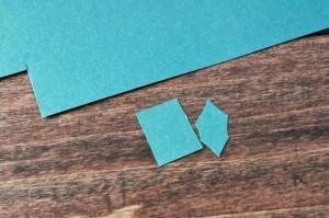 xmasstep16 christmas origami organizer - xmasstep16 300x199 - Christmas Origami Organizer