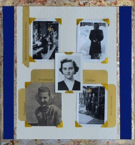 Collecting Precious Family Memories – Pages 5&6