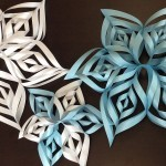 Shimmer Snowflakes – Creating Beauty and Embracing the Chill