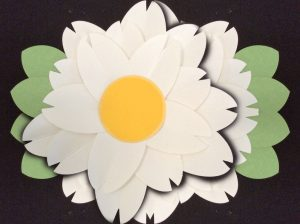 Daisy Gift Topper for Mom